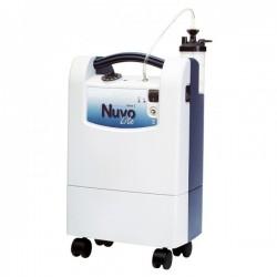 Concentrador de oxigeno portatil con ruedas