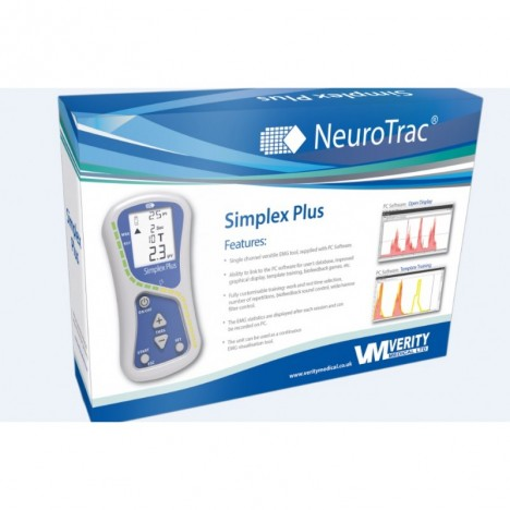 Neurotrac® Simplex Plus con Bluetooth