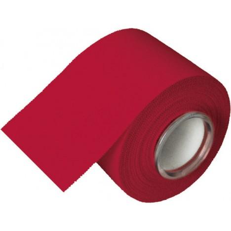 Tape de colores 3,8cmx10m color rojo 12 unidades