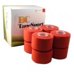Bc tape Sport caja de 8 unidades rojo
