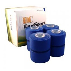 Bc tape Sport caja de 8 unidades azul