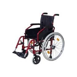 Silla de ruedas de aluminio multifunción Silla PL81