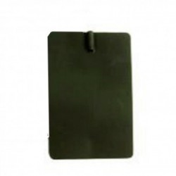 Electrodo flexible de caucho 4x6 cm (1 unidad)