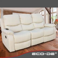 Sillón de masaje 3 plazas ECO-8200 ECO-DE®