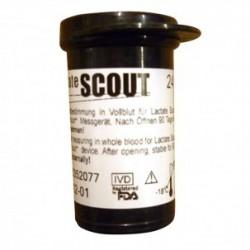 Tiras Reactivas Lactate Scout