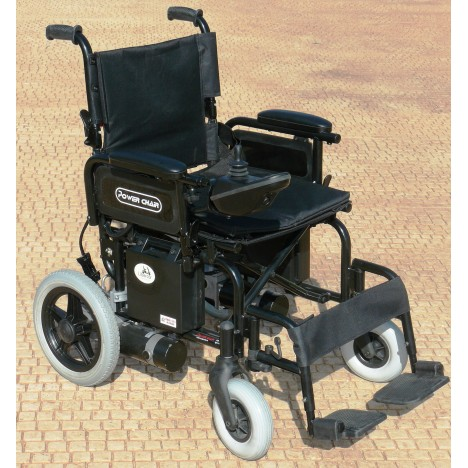 Power Chair Macizas