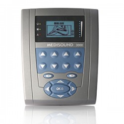 Ultrasonido Medisound 3000