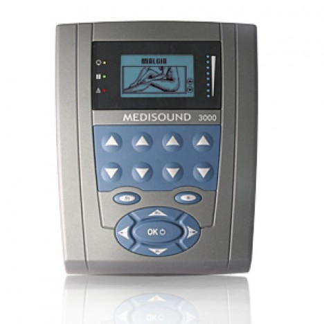 Ultrasonido Medisound 3000