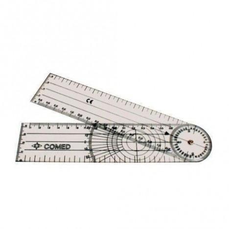 Goniometro de plastico