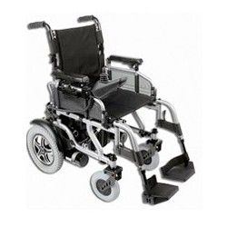 Silla de ruedas eléctrica Dali