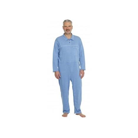 Pijama casero 'Azul Jeans'