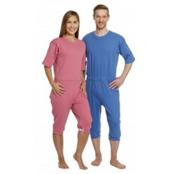 Pijamas manga corta y larga
