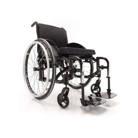 Silla de ruedas plegable de carbono 'Helio'