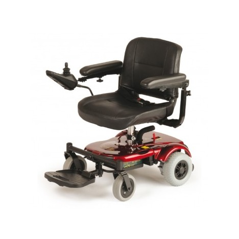 Silla de ruedas eléctrica 'R120'