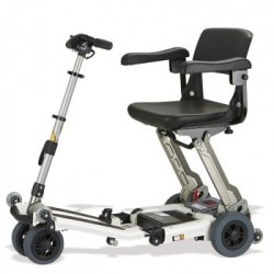 Scooter plegable de aluminio 'Luggie'