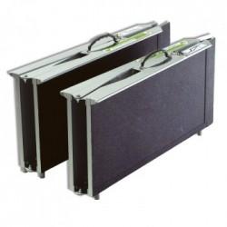 Rampas tipo maleta 'Multiplegado'