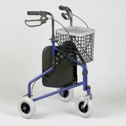 Caminador extra maniobrable 'Delta'