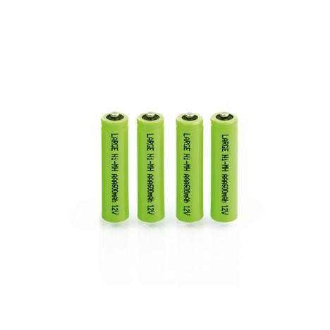 Batería Recargable New Age: Compatible con New Dolpass, Ionecare, ITens Terapix