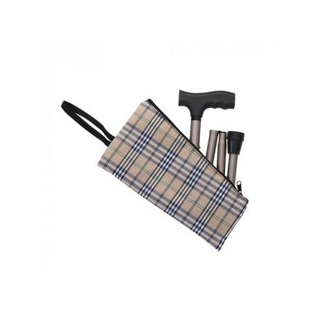 Bolsa para bastón plegable