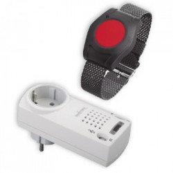 Sistema de alarma 'Elda pulsera'