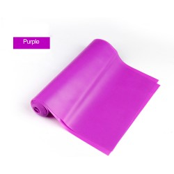 Banda Elastica Violeta resistencia alta Nivel 7