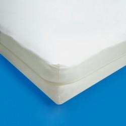 Funda completa de poliuretano 90x190/200 cm