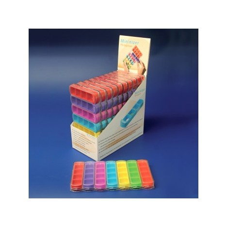 Display de 10 pastilleros 'Tutifruti'