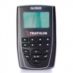 Electroestimulador Globus Triathlon Pro: 424 Programas ideales para el entrenamiento del triatleta (Ref. G3666
