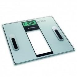 Báscula electrónica con medición del porcentaje de agua, masa y grasa corporal (Ref. MX-PB2361)