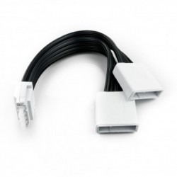 Cable Bifurcado Presoterapia New Farma