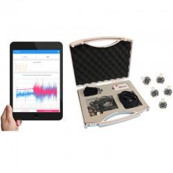 Electromiógrafo de Superficie de dos canales mDurance Pro