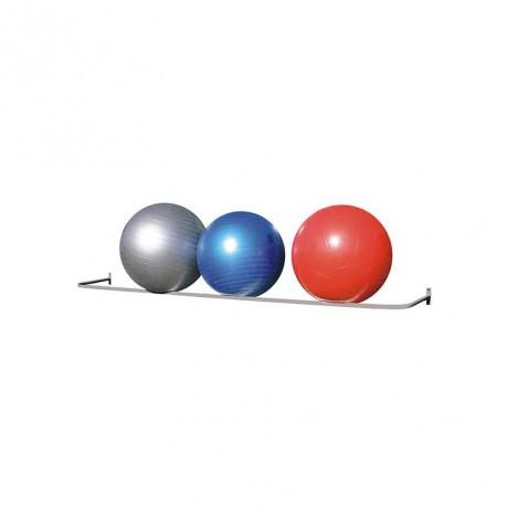 Soporte para pelotas gigantes a pared