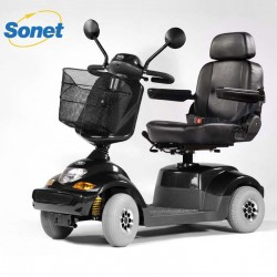 Scooter compacto de gran autonomía 'Sonet'