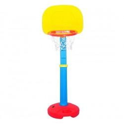 Canasta de Baloncesto para Niños de 3 Años con Soporte Regulable Altura de 120 a 155cm