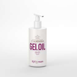 Kyrocream GelOil: Aceite gelificado de almendras y Omega 5, ideal para nutrir, hidratar y suavizar la piel
