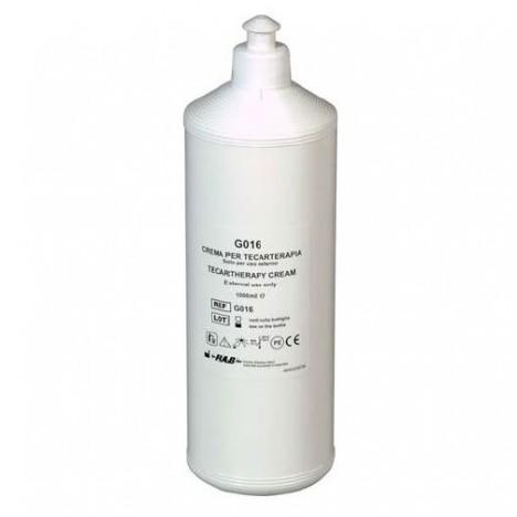 Crema conductiva para el uso de tecarterapia o diatermia Fisiomarket