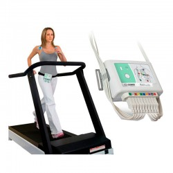 Electrocardiografo (EGG) para pruebas de esfuerzo