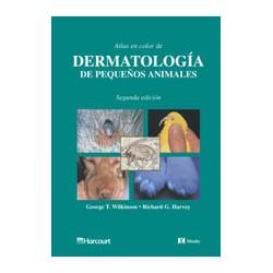 Atlas en color de dermatología de pequeños animales