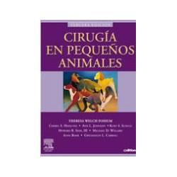 Cirugía en pequeños animales. Fossum, T.W.