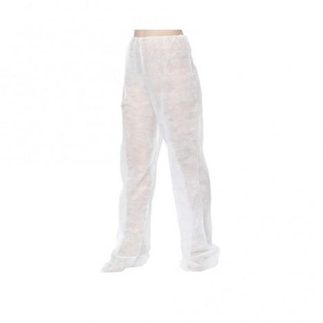 Pantalón de Presoterapía Color Blanco