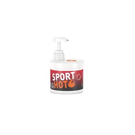 Kyrocream Hot Sport Dosificador 500 ML