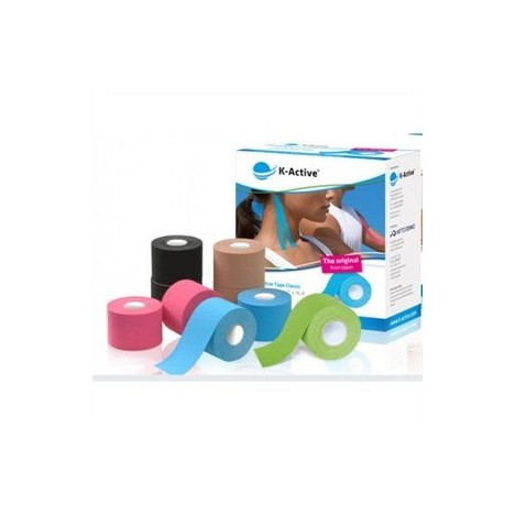 Kinesiology Tape K-Active 5 cm X 5 m