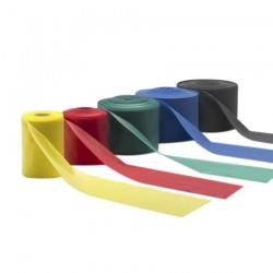 Bandas Elásticas Thera-Band Latex-Free 22,9m