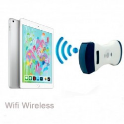 Ecógrafo portátil inalámbrico SonoStar Dual ¡Ipad de regalo!
