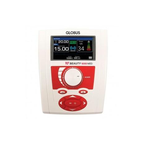 Radiofrecuencia Globus RF Beauty 6000 MED: Innovación, portabilidad y eficiencia al servicio de tu estética