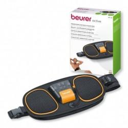 Cinturón electroestimulador abdominal y dorsal 2 en 1 Beurer EM 39