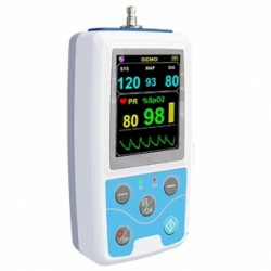 Monitor de constantes vitales NIBP y SpO2