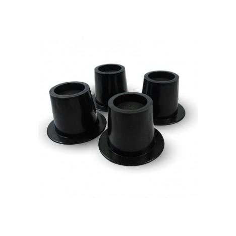 Conos de elevación de 10 cm 4uds