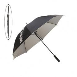 Paraguas negro softee rain
