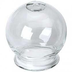 Ventosa de cristal Ø4.8cm